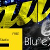 Bluºe)MD: A Futuristic Audio&Video Live Installation @ Melb Central Bridge