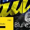 Bluºe)MD: A Futuristic Audio&Video Live Installation @ Melb Central Bridge